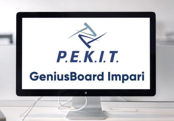 GeniusBoard-Impari